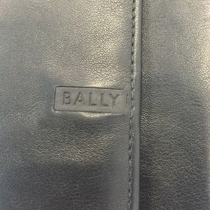 Bally Handbags - Authentic Leather Bally wallet