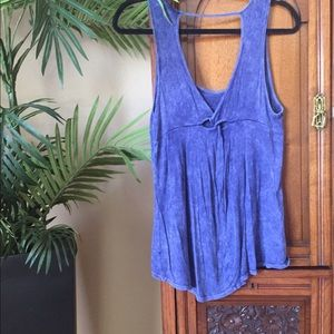 Full Tilt Tops - Tilly's Great Style Tank Top with some Swing SZ M