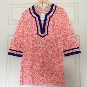 J. Crew Tunic/Coverup