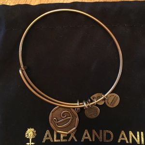 Jewelry - Alex & Ani letter D