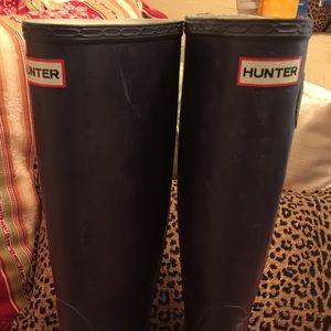 Women's Hunter Original Tall Rain Boots