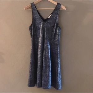 NWT   Everly 'Elize' Sparkle Cocktail Dress / M