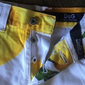 Dolce & Gabbana Jeans - Pants