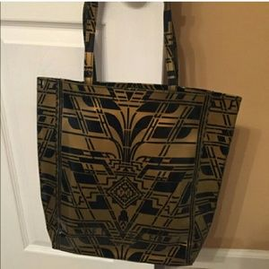 Ted Baker Handbags - Black & Gold Tote