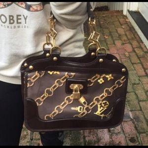 LIMTED EDITION Louis Vuitton charm bag VIP 2006