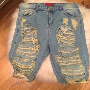 48% off Signature 8 Denim - NEW WITH TAGS Signature 8 High Waisted ...
