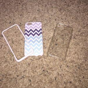 2 IPhone 6/6s cases!