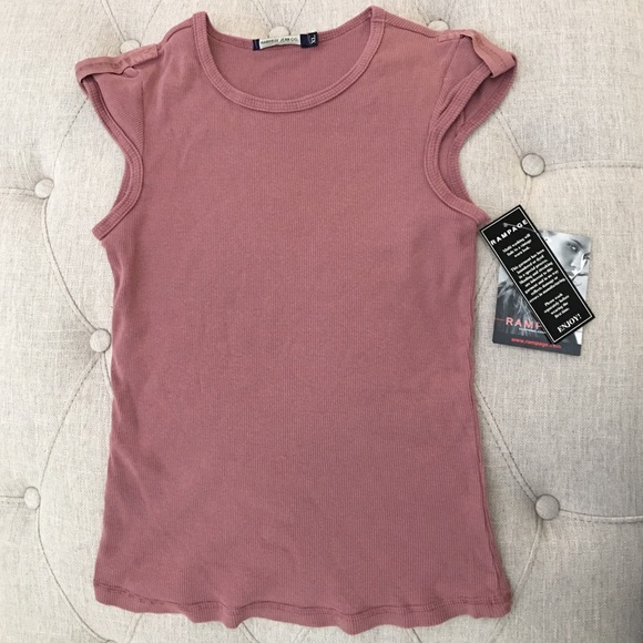 Rampage Other - 🆕 ✅ NWT: Rampage Dusty Pink Tee/Tank