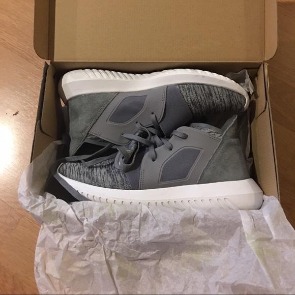 Adidas zapatos  mujer tubular poshmark desafiante