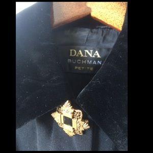 💎Elegant wool suit by Dana Buchman black