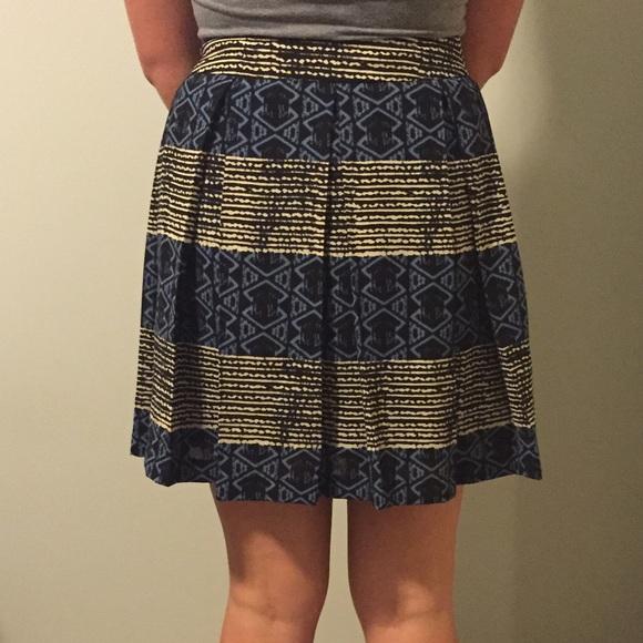 5133d35292 Maison Jules Skirts   Pleated Skirt   Poshmark