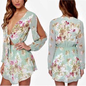floral mini dress. 003