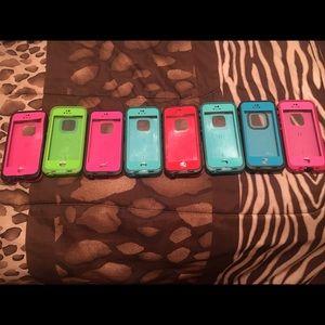iPhone 5/5s Lifeproof Cases