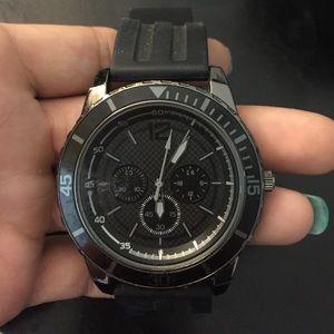 Accessories - Gunmetal Watch