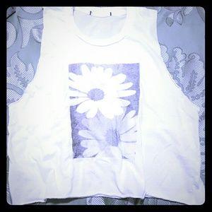 Brandy Melville Tops - Mirella daisies tank