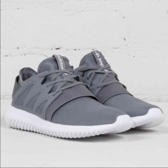 Adidas Shoes - Grey Adidas Tubular Viral 7b30df38f