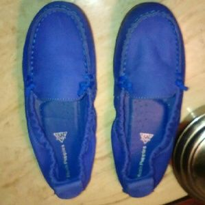Hush Puppies Shoes - 💲SALE💲. Blue Amazing Loafers    NWOT
