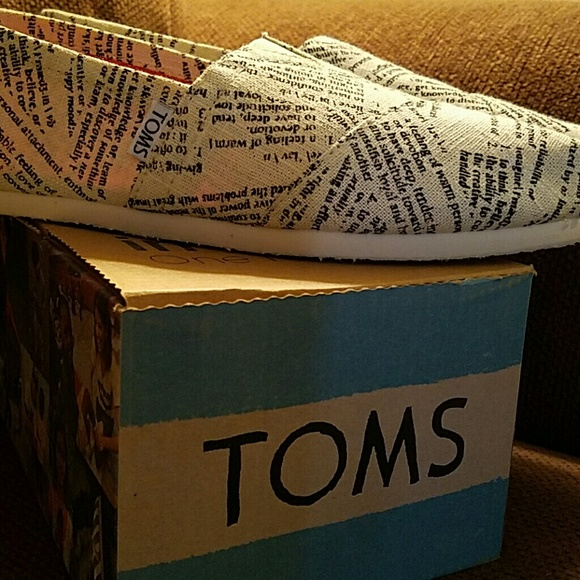 TOMS retired