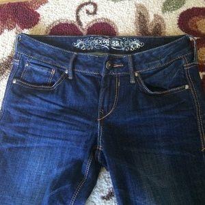 Super cute Express Jeans