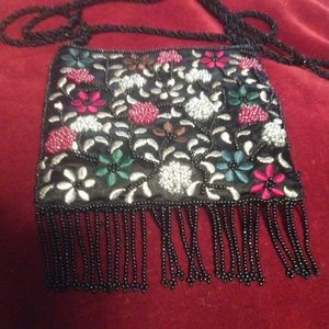 Small Beaded Purse