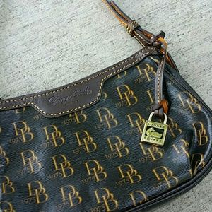 Dooney   Bourke Bags - Dooney Bourke 1975 Signature Patty Pouchette Demi eb1e605f78337
