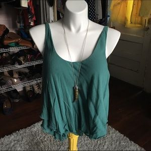Intimately Free People Double Up Cami Size M