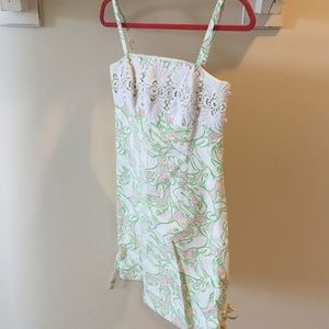 Lilly Pulitzer Lilly Pad dress