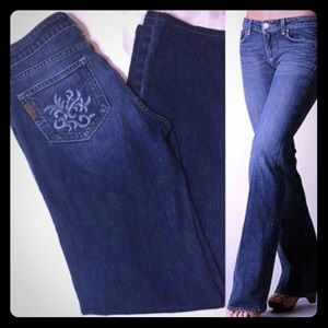 Paige Hollywood Hills size 30 jeans
