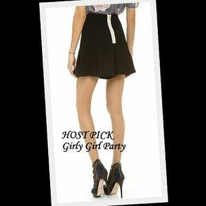 L'AGENCE Pants - L'AGENCE Zip Palazzo Dress Shorts
