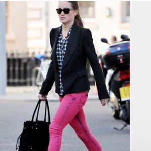 SuperDry Denim - On trend! Pink skinnies!