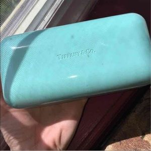 Tiffany & co glasses case