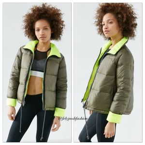 Without Walls Aline Reversible Down Jacket