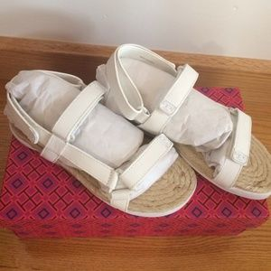 Tory Burch Shoes - Brand new casual Tory burch sandal