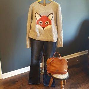 Sweaters - Foxy sweater