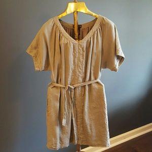 Dresses & Skirts - Linen Dress (DEAL)
