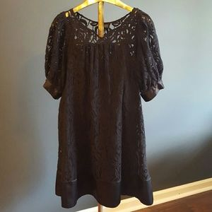 Adrianna Papell Dresses & Skirts - Adrianna Papell (little black dress)