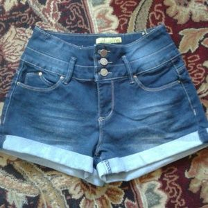YMI Pants - High waisted shorts. Size 5