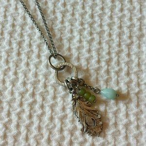 Lia Sophia Jewelry - Lia Sophia feather necklace
