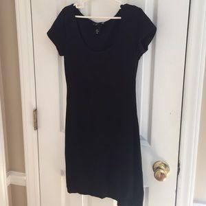 Black mini H&M dress!