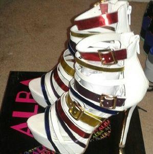ALBA Shoes - Heels
