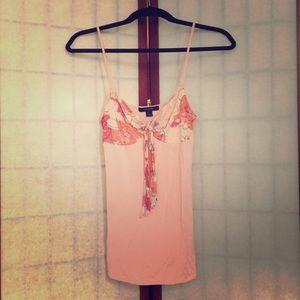 Cute pink Express top!