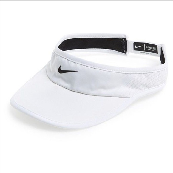 d5ea425533f ... Dri-FIT Visor. Nike Accessories - Women s Nike  Feather Light 2.0  ...