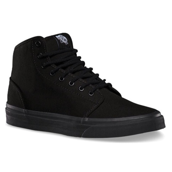 groothandel online online te koop beste online All black high top vans