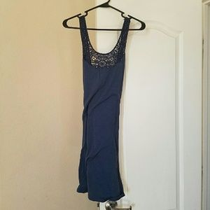 American Eagle slip dress