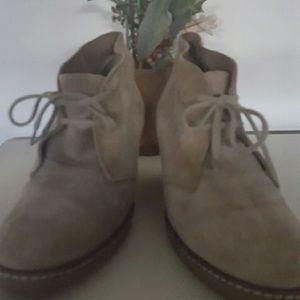 J CREW Tan Shoe