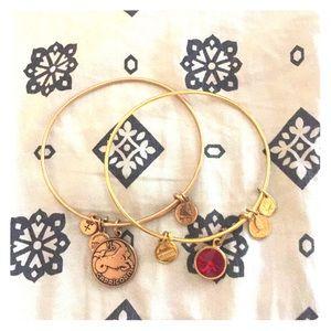 Jewelry - Alex and Ani bracelet set