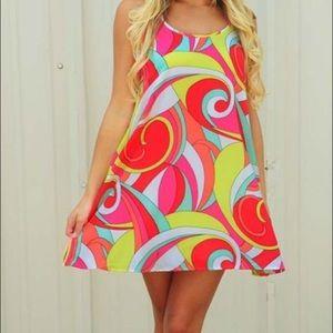 Cute flowy dress