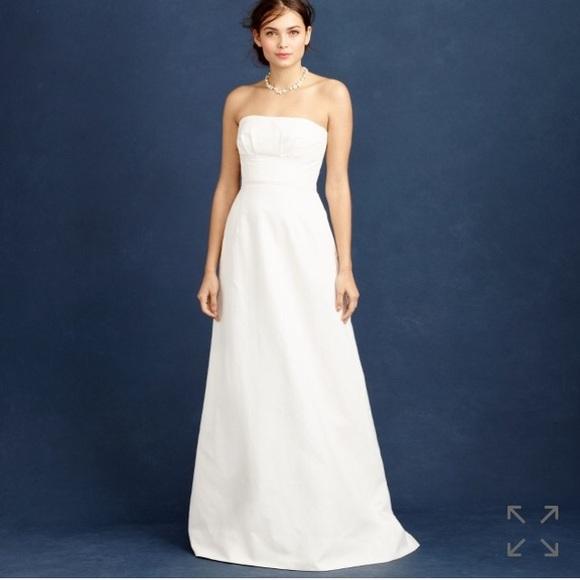 J Crew Wedding Dress.J Crew Miranda Wedding Gown