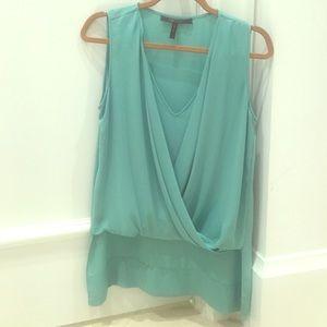 BCBG Max AZRIA sleeveless blouse