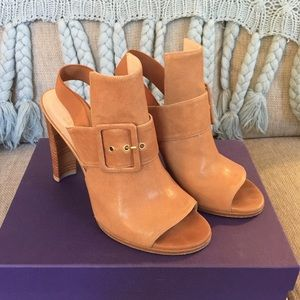 3f64acf8373 ... Stuart Weitzman high-heel sandals ...